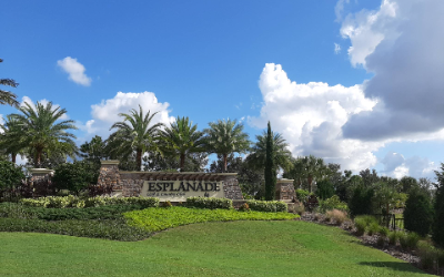 Esplanade Golf & Country Club at Lakewood Ranch Clubhouse